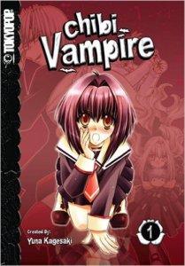 Chibi Vampire Volume 1
