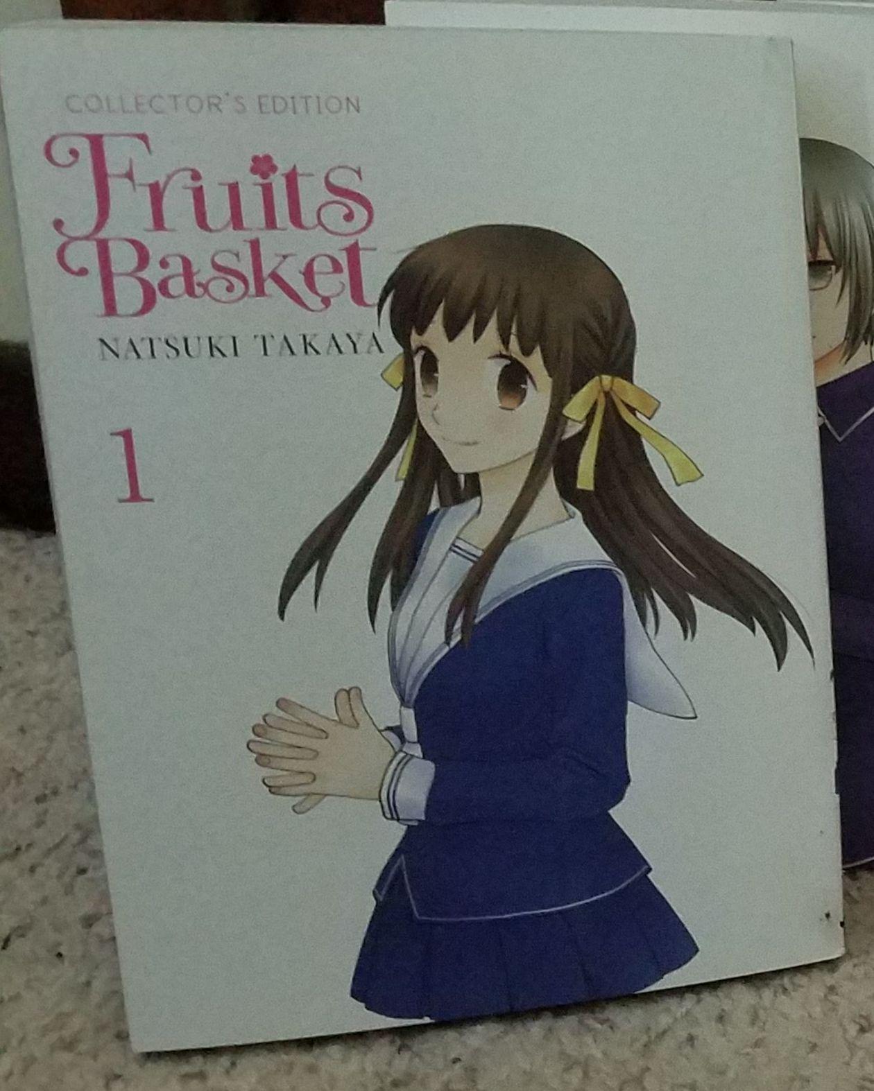 War Of The Fruits Basket