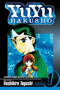 YuYu Hakusho Volume 1