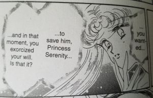Sailor Moon Exorcise