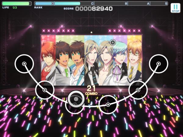 Uta no Prince-sama Shining Live Gameplay