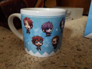Hakuoki: Edo Blossoms mug