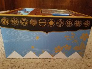 Hakuoki: Edo Blossoms box side