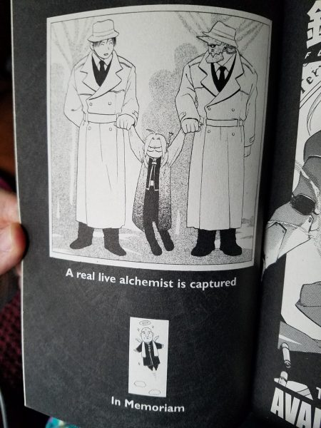 Fullmetal Alchemist extra