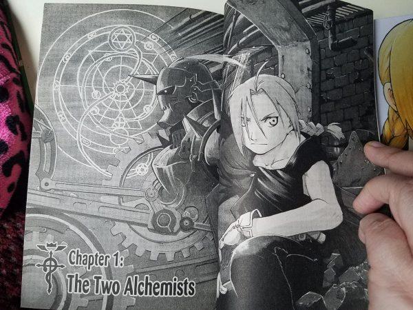 Fullmetal Alchemist original