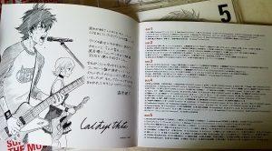Sket Dance: Super Best Album - The Music Dance - Author's Note