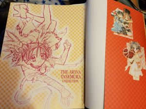 The Arina Tanemura Collection: The Art of Full Moon Front Cover & Dust Jacket