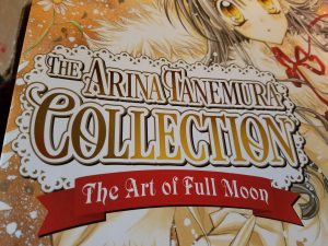 The Arina Tanemura Collection: The Art of Full Moon Foil Cover