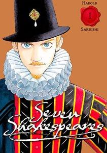 Seven Shakespeares Volume 1