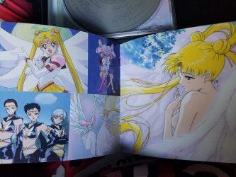 Pretty Guardian Sailor Moon the 25th Anniversary Memorial Tribute booklet