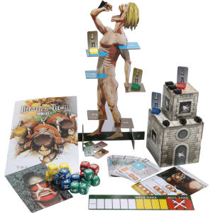 Attack on Titan: The Last Stand Playing Field