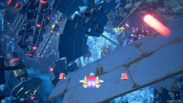 Kingdom Hearts III Screenshot 2