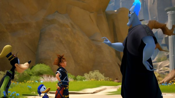 Kingdom Hearts III Screenshot 4