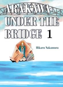 Arakawa Under the Bridge Volume 1