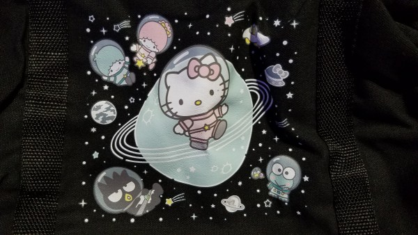 Hello Kitty and Friends Crate Out of this World: Bag