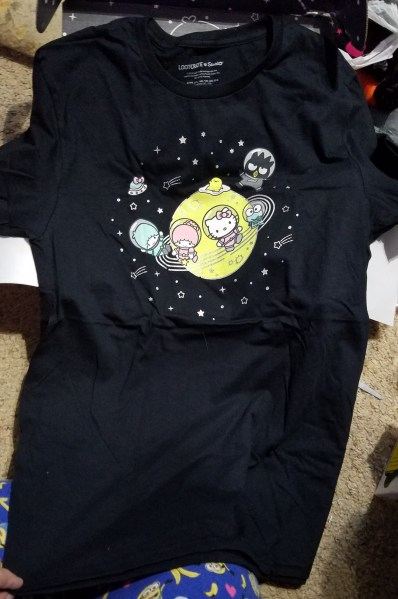 Hello Kitty and Friends Crate Out of this World: Shirt