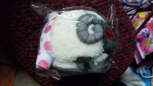 Catherine: Full Body Heart's Desire Premium Edition sheep plush