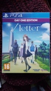 Root Letter: Last Answer Day One Edition box