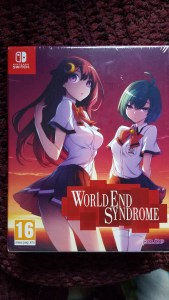 Worldend Syndrome (World End Syndrome) Day One Edition box
