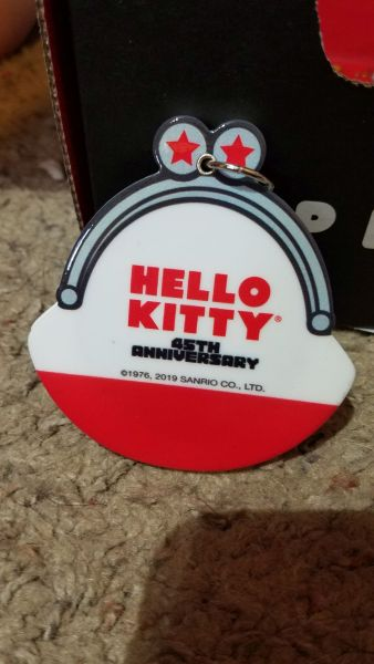 Hello Kitty Loot Crate 45th Anniversary mirror