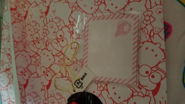 Hello Kitty Loot Crate Retro Rewind trinket