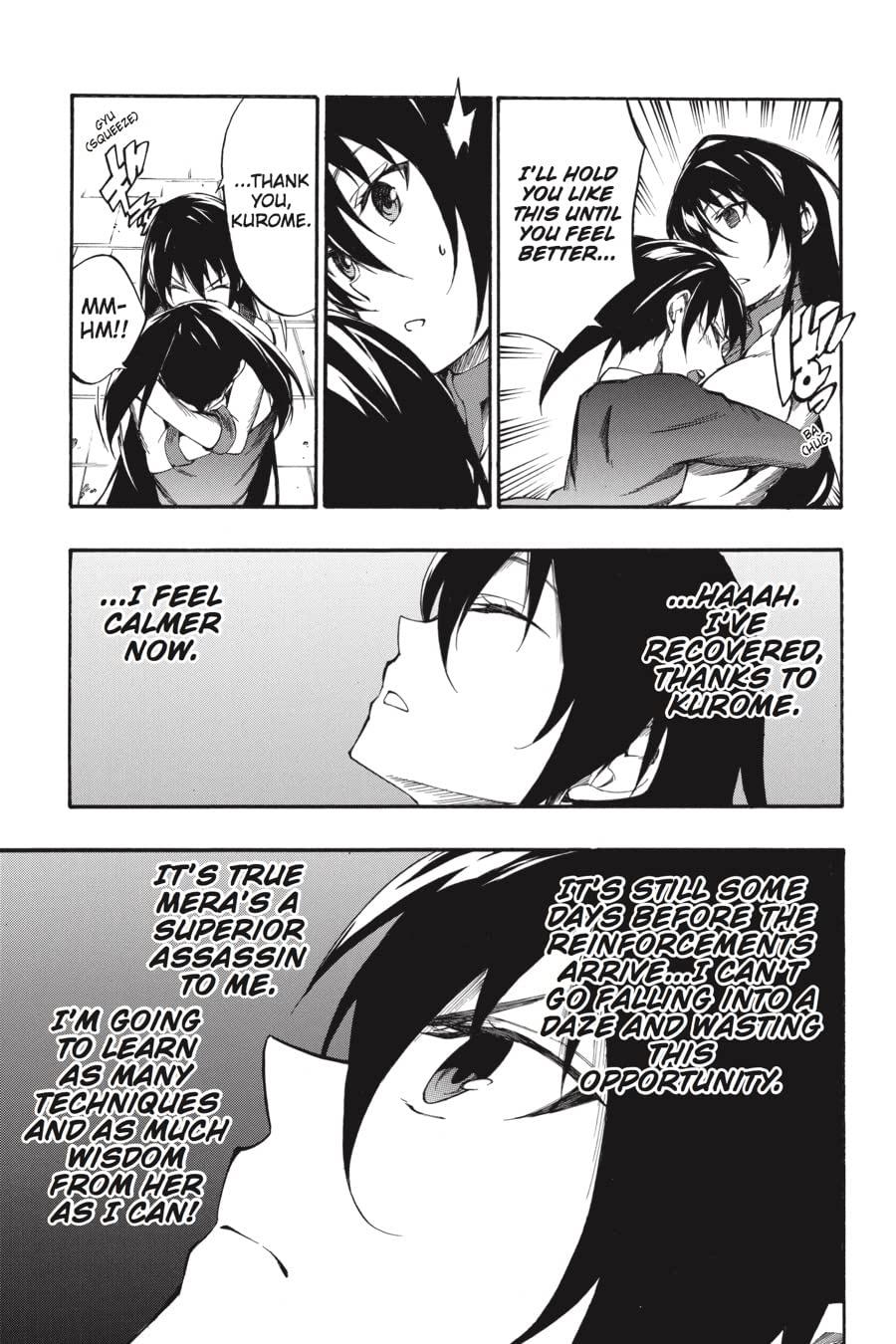 Manga kill sex Akame ga
