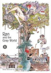 Ran and the Gray World Volume 1
