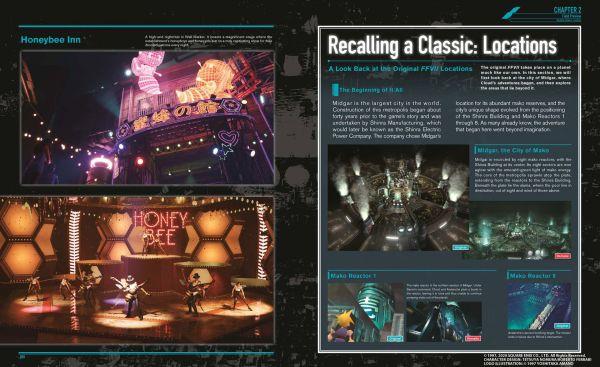 Final Fantasy VII Remake World Preview Sample 2