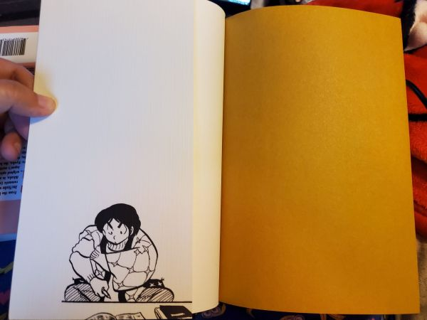 Maison Ikkoku Collector's Edition Volume 1 French flaps back