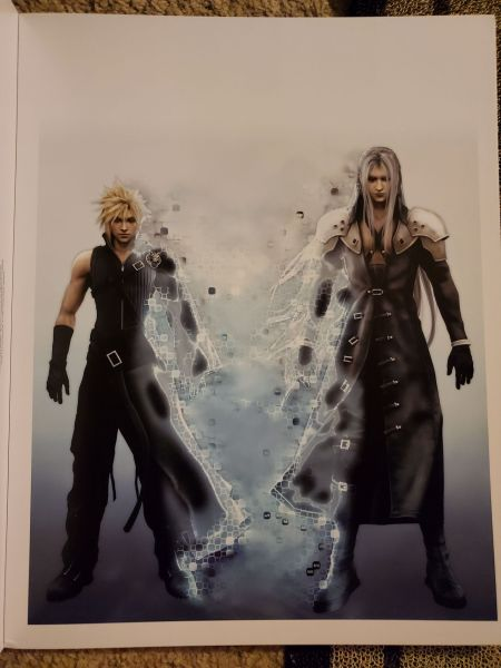 Final Fantasy VII Poster Collection Sample 4