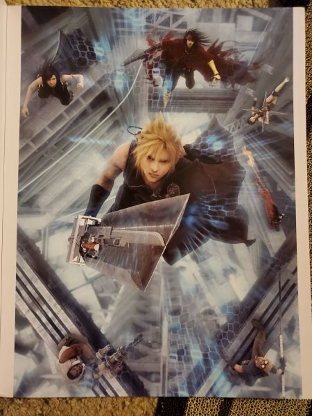 Final Fantasy VII Poster Collection Sample 6