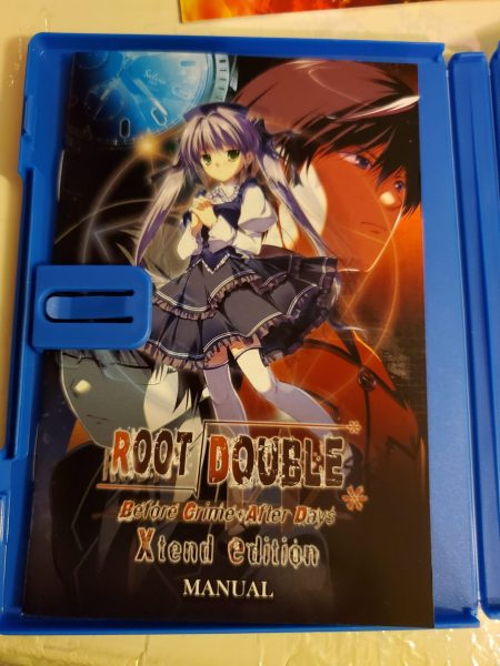 ROOT√DOUBLE -Before Crime * After Days- Xtend Edition Manual