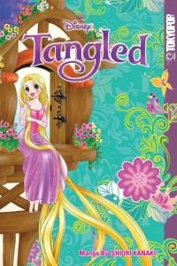 Tangled Manga