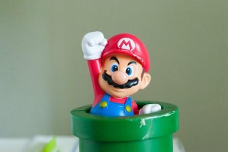 Mario Toy