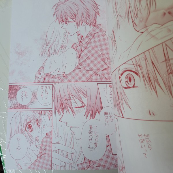 LOVELY★END Doujinshi Otoya Volume