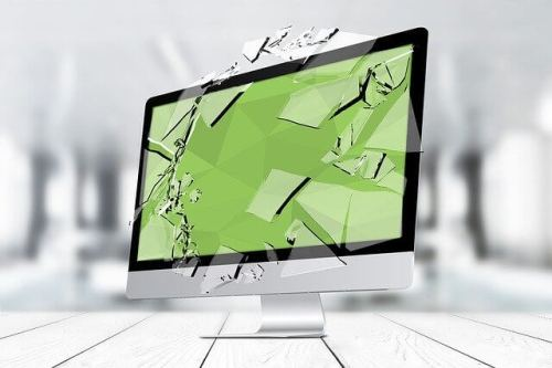 パソコンが壊れる