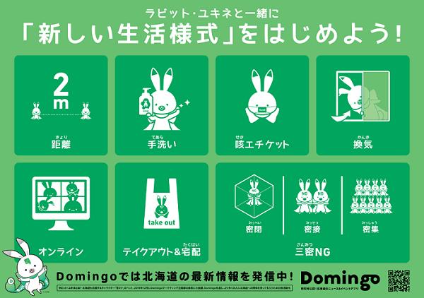 新北海道スタイル啓発ポスター