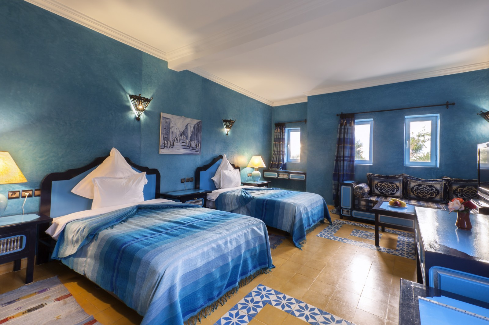 chambres sultana royal golf