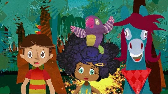 As aventuras de Pety, em exibição no mês das crianças no Itaú Cultural