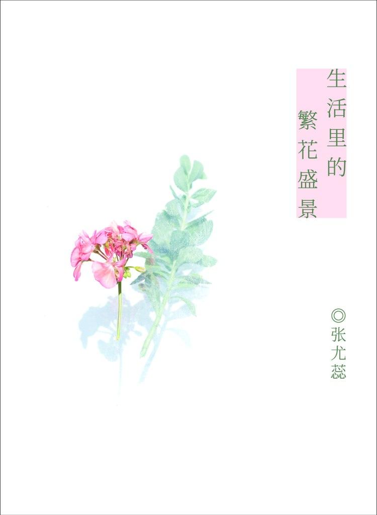 【书讯】生活里的繁花盛景◎张尤蕊 著