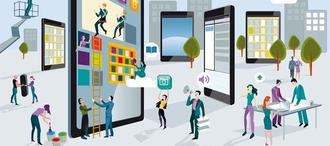 DAJM Agence de communication RH marque employeur - Reseau social d'entreprise
