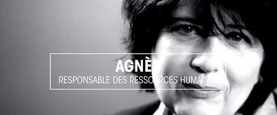 video d'une responsable RH par Dajm Agence de communication RH marque employeur