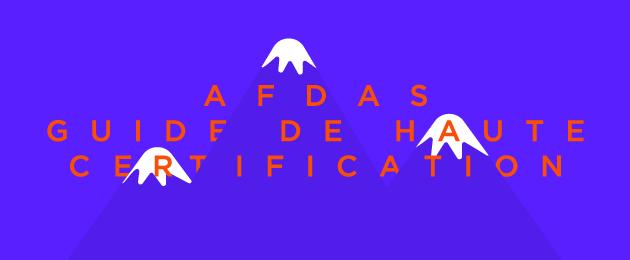 AFDAS lance un guide complet autour de la certification réalisé par Dajm agence de communication 100% RH marque employeur