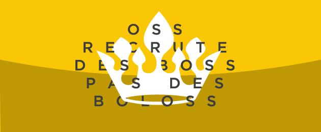 l'OSS lance un film de recrutement créé et imaginé par Dajm agence de communication RH marque employeur