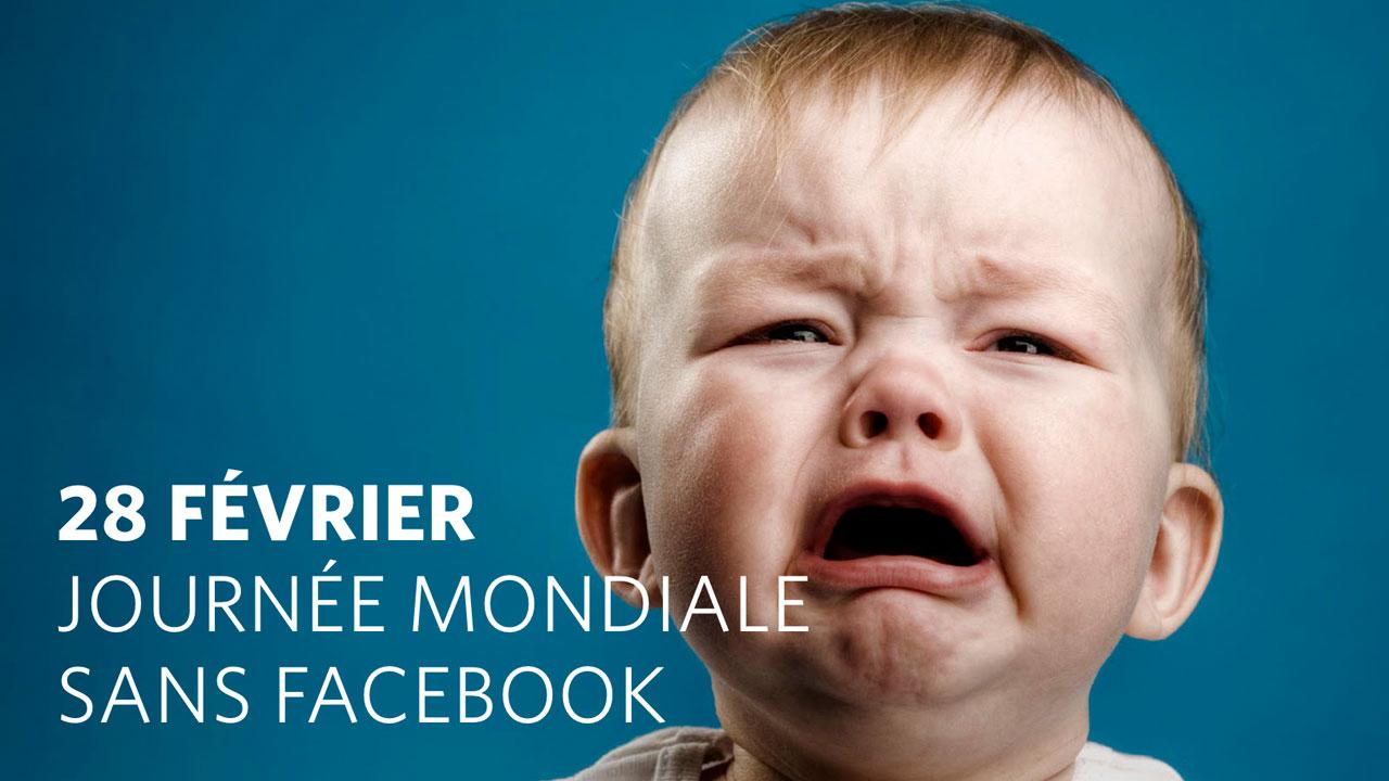 qualité de vie au travail bore out et journée mondiale sans Facebook