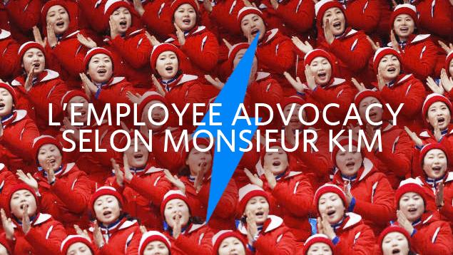 La Corée du nord maitre dans l'art de l'employée advocacy