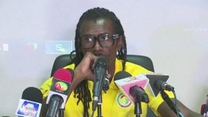 Bouderies de ses joueurs : Aliou Cissé minimise