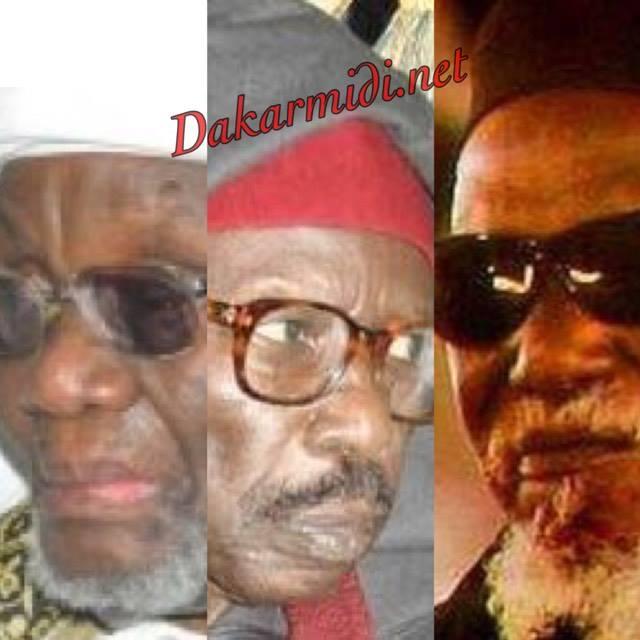 Cheikh Ahmed Tidiane Sy Al Maktoum, Cheikh Sidy Makhtar Mbacké, Cheikh Ahmed Tidiane Niass, trois hommes de Dieu absorbés par la retraite mystique et par le silence magnétique