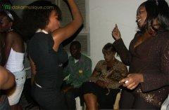 Quand les iamois font la fête…