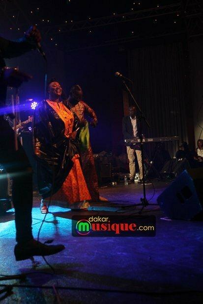 Concert Titi au Dock Haussmann